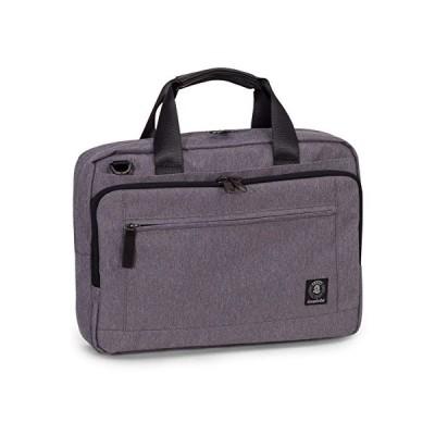 Invicta Messenger 15.6'' Casual Daypack, 42 cm, Grey (841) 並行輸入品