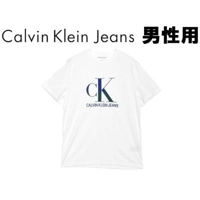 カルバンクラインジーンズ メンズ 半袖Tシャツ リフレクション S/S ティー CALVIN KLEIN JEANS 20380199