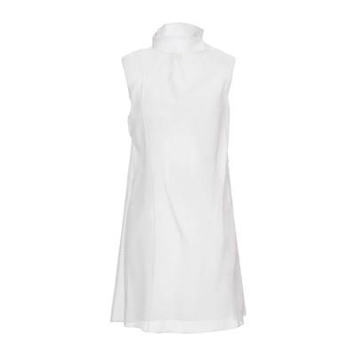 ブルネロ クチネリ BRUNELLO CUCINELLI ミニワンピース&ドレス ブルーグレー M コットン 100% ミニワンピース&ドレス