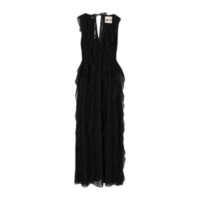 アニヤバイ ANIYE BY ロングワンピース&ドレス ブラック XS ポリエステル 100% ロングワンピース&ドレス