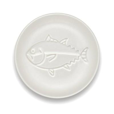 海鮮醤油皿 まぐろ/3個入/プロ用/新品