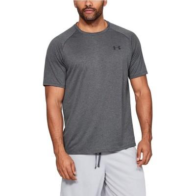 【販売主:スポーツオーソリティ】 アンダーアーマー/メンズ/テック Tシャツ メンズ CBH/BLK S SPORTS AUTHORITY