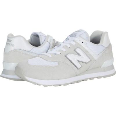ニューバランス New Balance Classics メンズ スニーカー シューズ・靴 ML574v2 Summer Fog/White