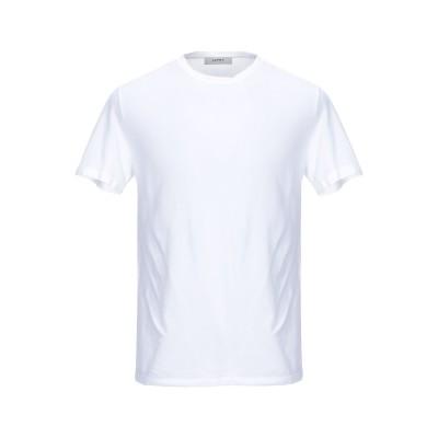 アルファスタジオ ALPHA STUDIO T シャツ ホワイト 56 コットン 100% T シャツ
