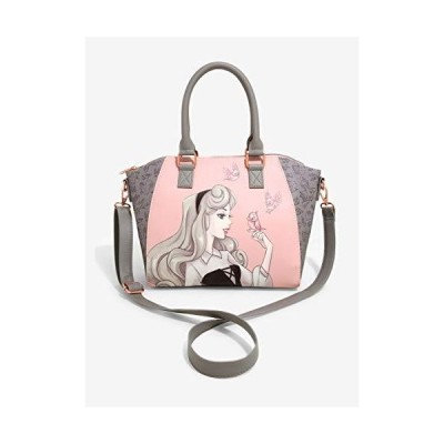 Loungefly Disney Sleeping Beauty Satchel Bag【並行輸入品】