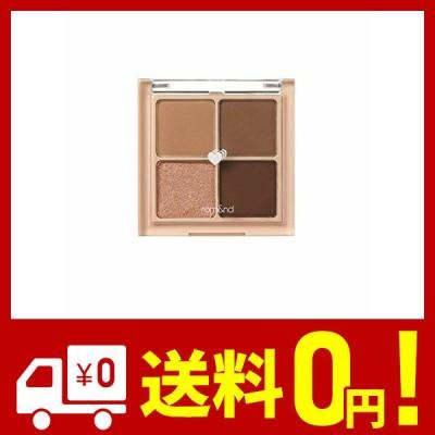 rom&nd BETTER THAN EYES Eyeshadow Palette 4色のアイシャドウパレット # 3 DRY ragras(並行輸入