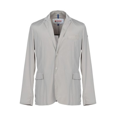 インヴィクタ INVICTA テーラードジャケット ライトグレー L ナイロン 95% / ポリウレタン 5% テーラードジャケット