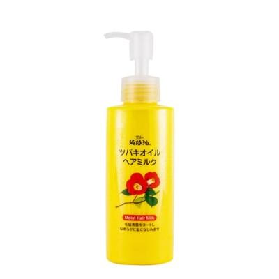 ツバキオイル ヘアミルク 洗い流さないヘアトリートメント 150mL