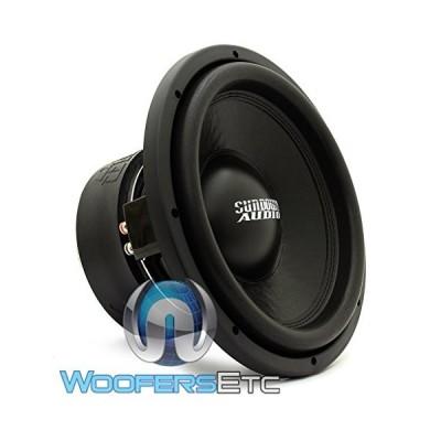 SA-12 D4 REV.3 - Sundown Audio 12インチ 750W デュアル 4-Ohm SAシリーズ サブウーファー