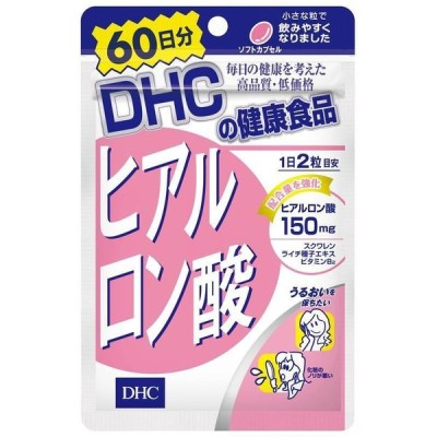 DHC ヒアルロン酸 60日分 120粒 サプリメント