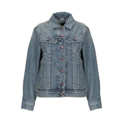 LEE デニムブルゾン ファッション  レディースファッション  ジャケット  ブルゾン、ジャンバー ブルー