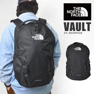 リュック THE NORTH FACE ノースフェイス バックパック リュックサック ブランド メンズ レディース nf0a3vy2 VAULT ヴァルト 27L PC 収納