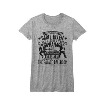 トップス Blues Brothers Blues Brothers St Helen Flyer Licensed Junior T-Shirt