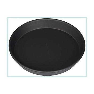 新品LloydPans 10X1.5 inch, Pre-seasoned PSTK Deep Dish Pizza Pan, Dark Gray