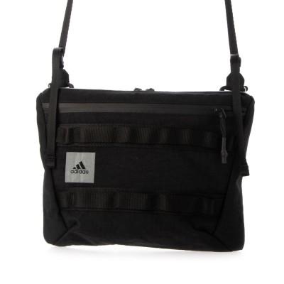 アディダス adidas ショルダーバッグ 4CMTETYOSAC FS9083 (ブラック)