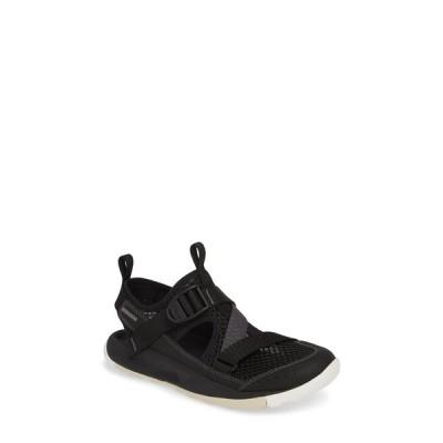 チャコ サンダル シューズ レディース Odyssey Amphibious Hiking Shoe Black Fabric