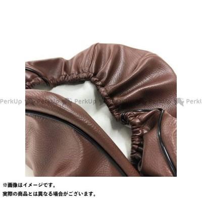 【無料雑誌付き】ALBA クレアスクーピー シート関連パーツ 日本製シートカバー/スクーピー(AF55)【茶】(被せ) アルバ