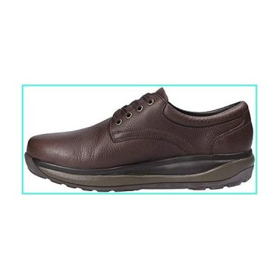 【新品】JOYA Mens Mustang II Leather Coffee Bean Shoes 10.5 US(並行輸入品)