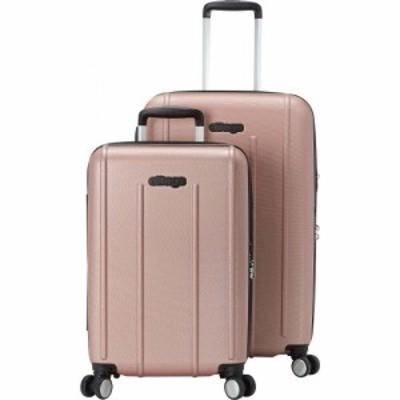 イーバッグス eBags ユニセックス スーツケース・キャリーバッグ バッグ exo 2pc spinner Rose Gold