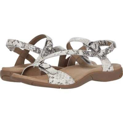 タオス Taos Footwear レディース サンダル・ミュール シューズ・靴 Beauty 2 White Snake