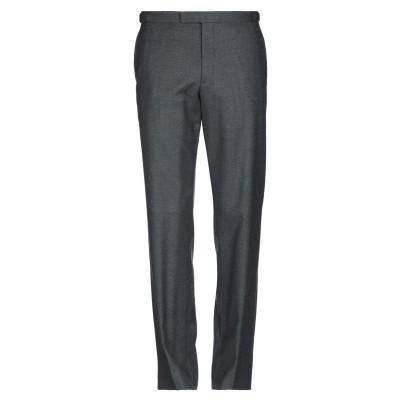 BOSS HUGO BOSS パンツ スチールグレー 50 バージンウール 96% / ポリウレタン® 4% パンツ