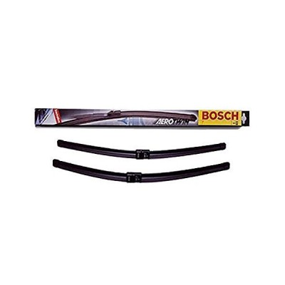 BOSCH(ボッシュ) 輸入車用 フラットワイパーブレード エアロツイン車種専用 550mmX2 A016S