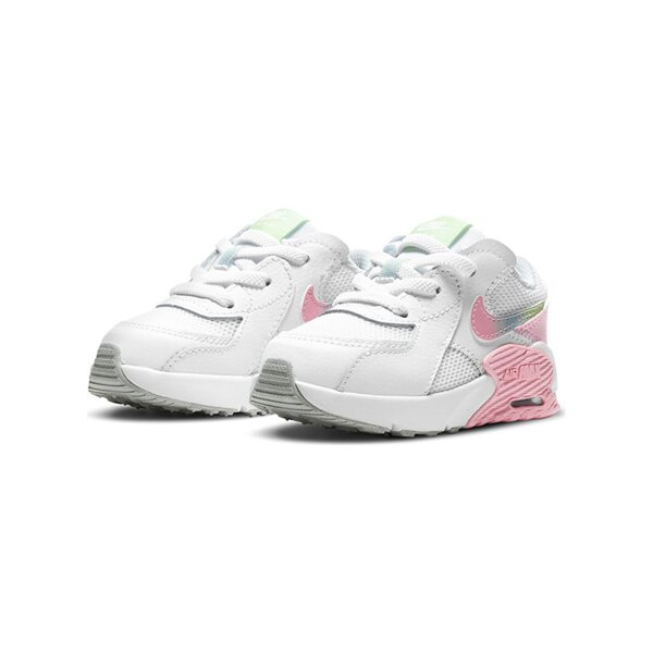 【NIKE】NIKE AIR MAX EXCEE MWH GT 童鞋 休閒鞋 氣墊 白粉 小童 -CW5830100
