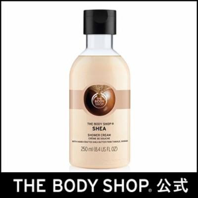 【正規品】 ボディシャンプー シャワークリーム シア 250ml THE BODY SHOP ボディショップ ボディソープ ボディケア 石鹸 バスタイム