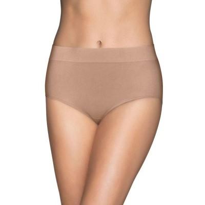 バニティフェア レディース パンツ アンダーウェア Women's High-Cut Beyond Comfort Brief Underwear 13212