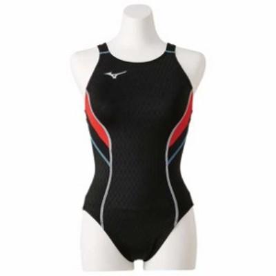 競泳用ローカット(オープン)(レディース)【MIZUNO】ミズノスイム 競泳水着 ストリームアクティバ(N2MA8240)