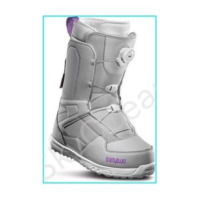 Shifty Boa W's, Grey/Purple, 5【並行輸入品】