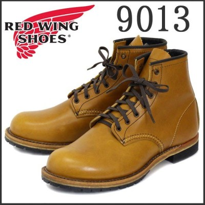 RED WING(レッドウィング)9013 BECKMAN ROUND BOOTS(ベックマンラウンドブーツ)Chestnut Feather stone Leather