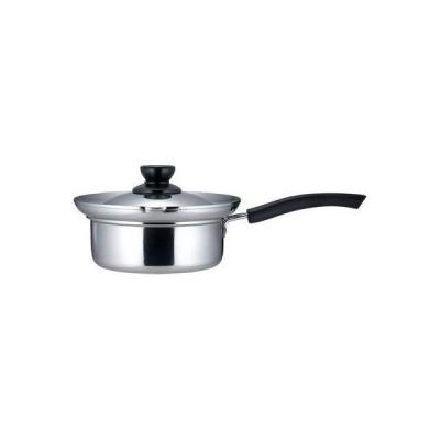 カクセー 4972940111985 SCL-05 S-Class -エスクラス- ステンレス製吹きこぼれにくい湯切り鍋 16cm