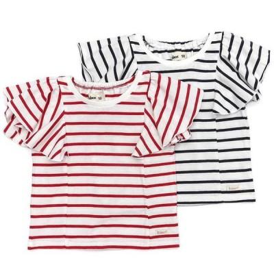 Bobson(ボブソン) Tシャツ(半袖) (80〜130cm)  女の子 80cm 90cm 95cm 100cm 110cm 120cm 130cm キムラタン 子供服 綿100%