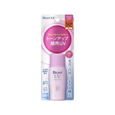 KAO/ビオレ UV さらさらブライトミルク SPF50+ 30ml