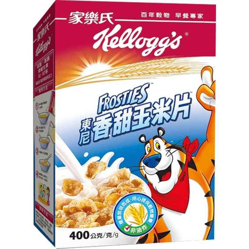 家樂氏東尼香甜玉米片