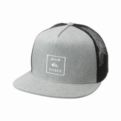 クイックシルバー その他帽子 Clipster Hat Medium Grey Heather
