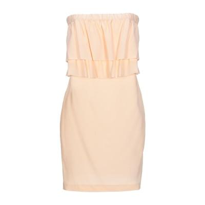 ジャッカ JUCCA ミニワンピース&ドレス ローズピンク 40 レーヨン 95% / ポリウレタン 5% ミニワンピース&ドレス