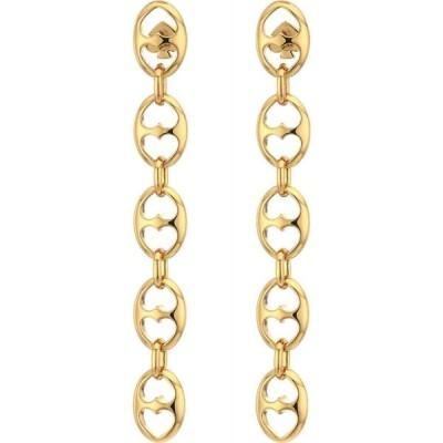 ケイト スペード Kate Spade New York レディース イヤリング・ピアス ジュエリー・アクセサリー Duo Link Statement Linear Earrings Gold