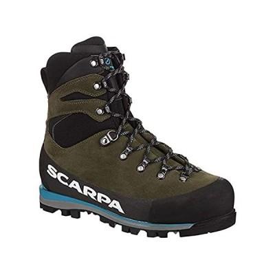 SCARPA Grand Dru GTX 登山ブーツ メンズ フォレスト43.5