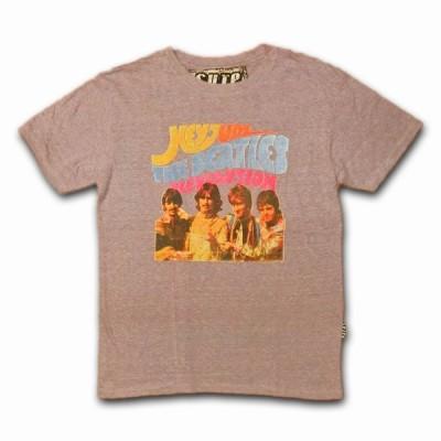 ビートルズ BEATLES バンド Tシャツ 半袖