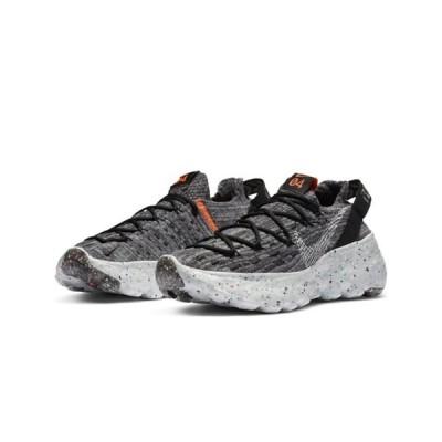 ナイキ レディース スニーカー シューズ Nike Space Hippie 04 Flyknit sneakers in gray