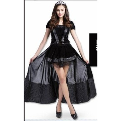 ハロウィン衣装 サンタクリスマスコスチューム変装赤ずきん吸血鬼 巫女 黒悪魔 女王 大人用 化粧パーティーグッズ cosplayドレス