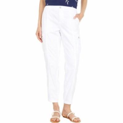 サンクチュアリ Sanctuary レディース カーゴパンツ ボトムス・パンツ Skylar Cargo Pants White