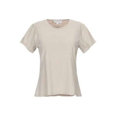 ALTERNATIVE® T シャツ ライトグレー S コットン 100% T シャツ