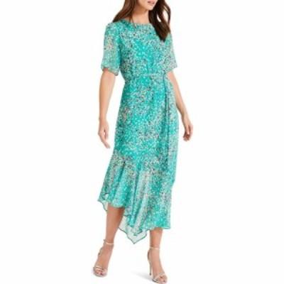 フェイズ エイト Phase Eight レディース ワンピース ワンピース・ドレス Klara Printed Asymmetric Dress Jade