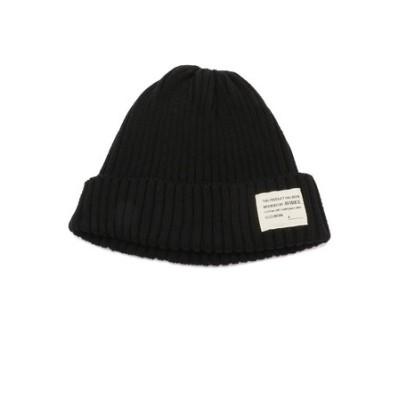 コットン ワッチ キャップ / COTTON WATCH CAP