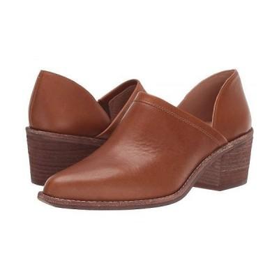 Madewell レディース 女性用 シューズ 靴 ヒール Brady Lowcut Bootie - English Saddle