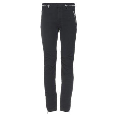 バルマン BALMAIN パンツ ブラック 48 コットン 98% / ポリウレタン 2% パンツ