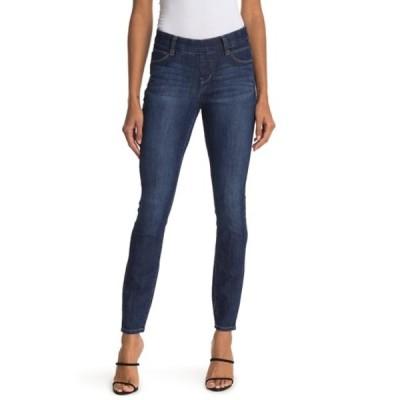 ジャグジーンズ レディース デニムパンツ ボトムス Macie Pull-On Skinny Jeans MID INDIGO
